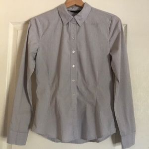 Office style fitted shirt